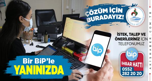 Pamukkale Belediyesinde BİP Dönemi