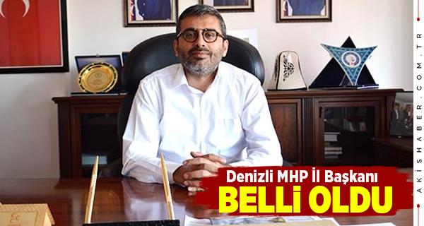 Denizli MHP İl Başkanlığına Gökalp vekaleten atandı