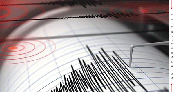 Deprem Denizli'de yine kendisini hatırlattı