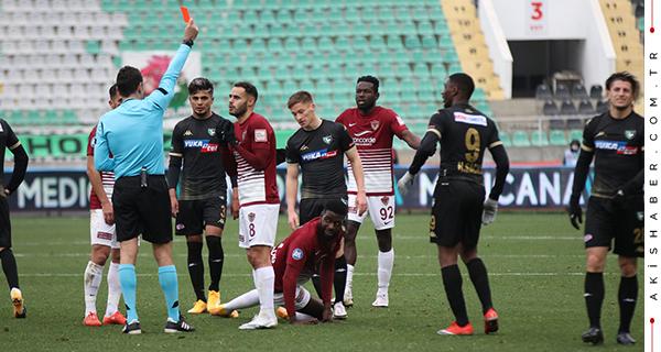 Denizlispor'da Kötü Gidişat Devam Ediyor