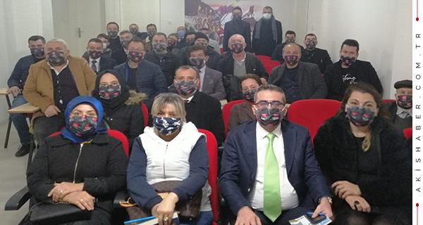 MHP Denizli İl Başkanlığında Görevler Belli Oldu