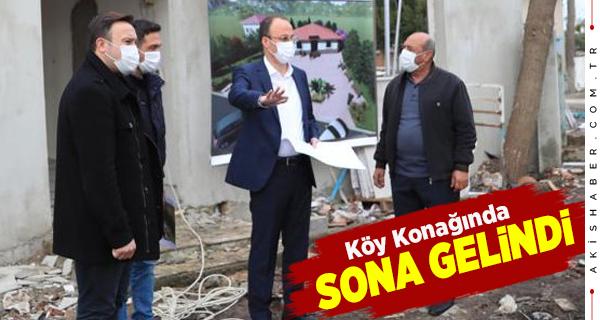 Vatandaş İstedi Pamukkale Belediyesi Yapıyor