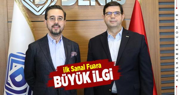 Vırtual Hometex Turkey'i 30 Bin Kişi Ziyaret Etti