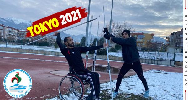 Filistinli Sporcu Türkiye'yi Olimpiyatlarda Temsil Edecek