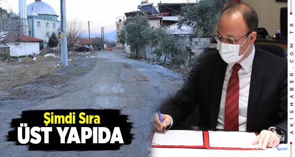 Pamukkale'de Üst Yapı İçin Sözleşme İmzalandı