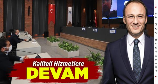 Pamukkale Belediyesi'nin Hizmetlerine 2. Tescil