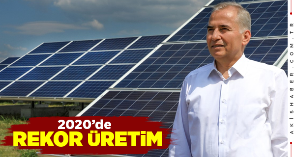 Büyükşehir Çöpten ve Çamurdan Elektrik Enerjisi Üretiyor