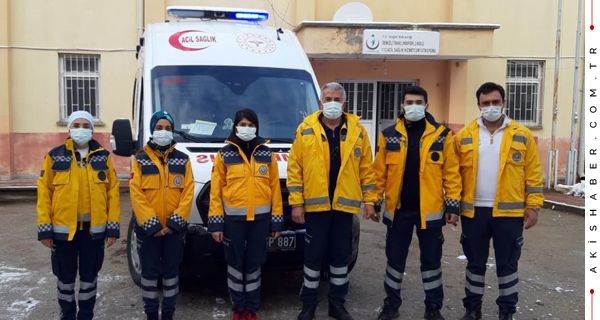 Nikfer'e Tam Donanımlı Ambulans