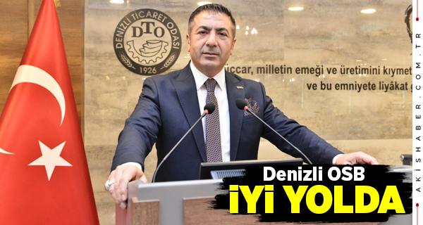 Başkan Erdoğan: Denizli 9. Sırada