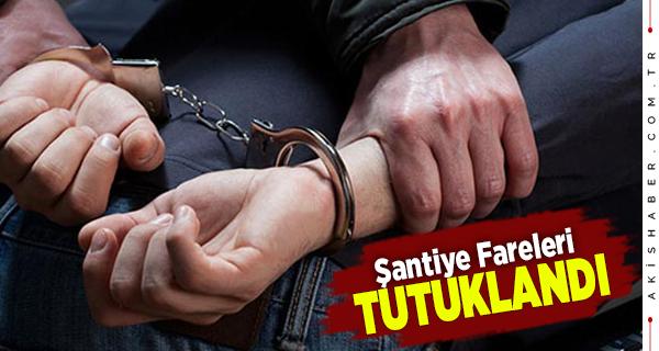 Denizli  3 Hırsızlık Zanlısı Tutuklandı