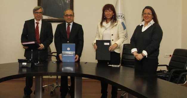 PAÜ İle Parma Üniversitesi Arasında Çifte Diploma Anlaşması
