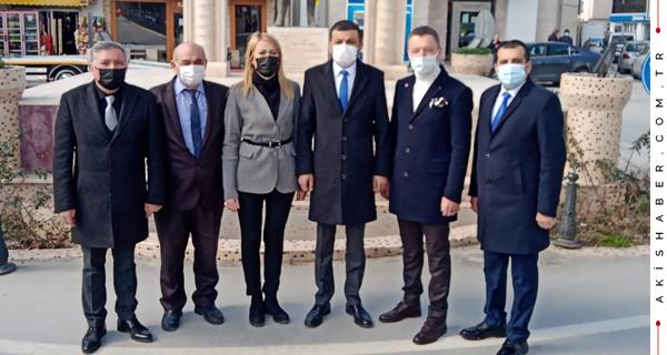 Sarayköy'de 'Derman Belediyeciliği'ni Anlattılar