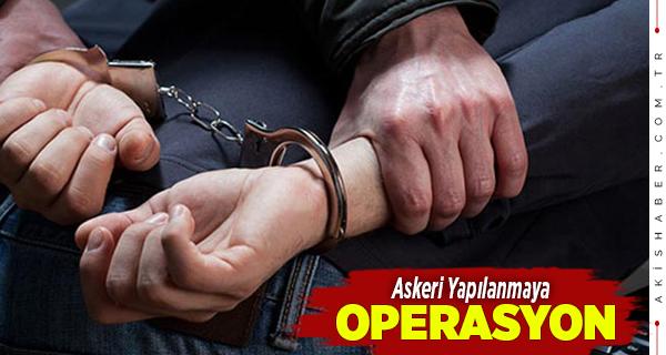 Denizli'de Terör Örgütlerine Operasyon: 3 Tutuklama