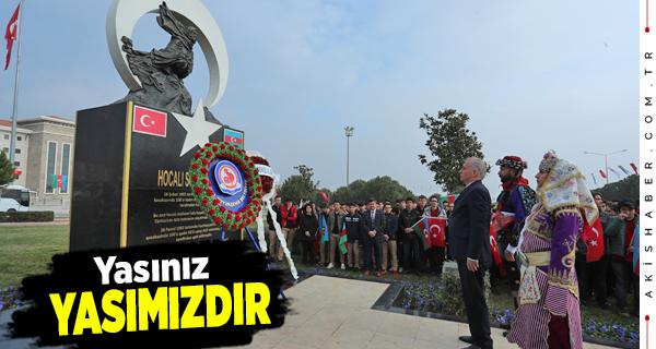 Türkiye'nin En Büyük Soykırım Anıtı Denizli'de