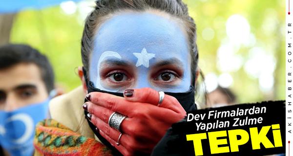 Sony ve Toshiba'dan Uygur Türklerine Yapılan Eziyete Tepki