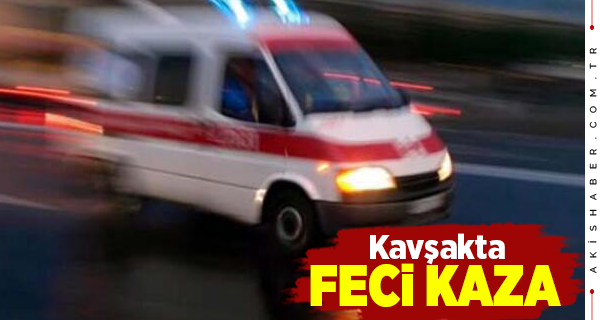 Denizli'de Feci Kazada 5 Yaralı
