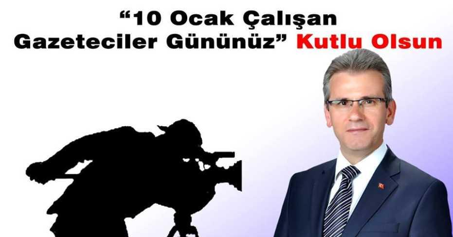 Şevkan: Gazetecileri Unutmadı