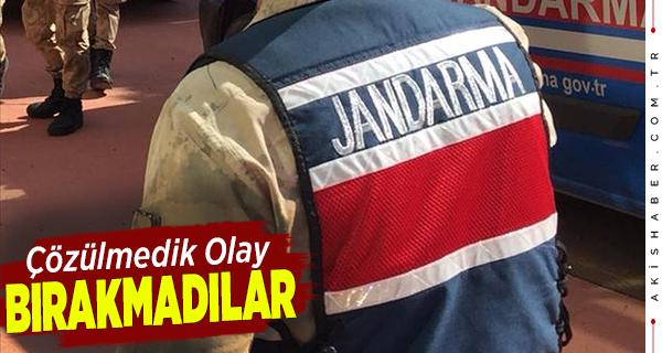 Denizli'de Jandarma 353 Kişiyi Yakaladı