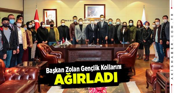 Başkan Zolan: Sizlere Güveniyoruz