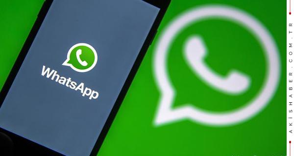 Whatsapp'ın Yeni Bir Özelliği Daha