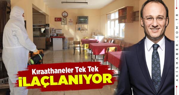 Esnaftan Pamukkale Belediyesine Teşekkür