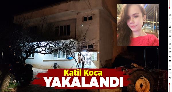 Denizli'de Karısını Öldüren Şahıs Gediz'de Yakalandı