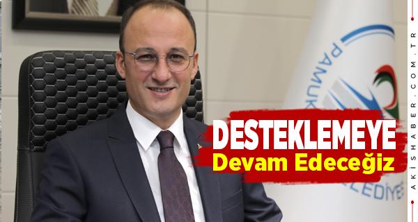 Başkan Örki'den 8 Mart Mesajı