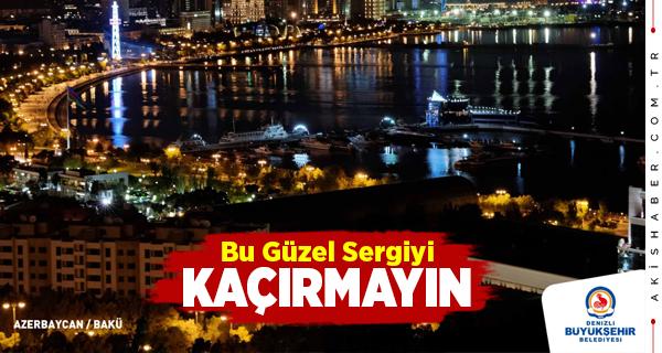 Denizli'de Türk Cumhuriyetleri Bağımsızlık Sergisi  Açılıyor