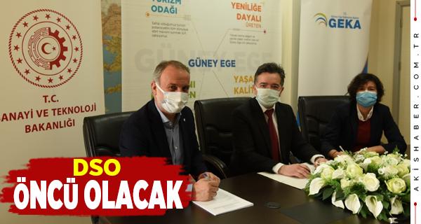 Denizli için Önemli Projenin Sözleşmesi İmzalandı