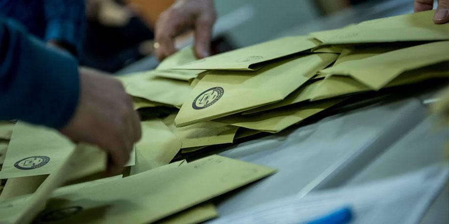 Seçime girme yeterliliğine sahip partiler açıklandı