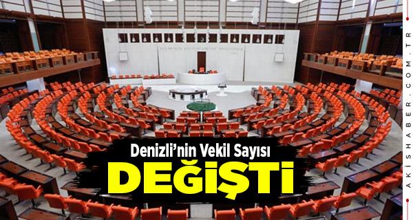 YSK İllere Göre Milletvekili Sayılarını Açıkladı