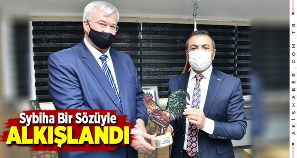 Başkan Erdoğan: Denizli Horozu Her Yerde Öter