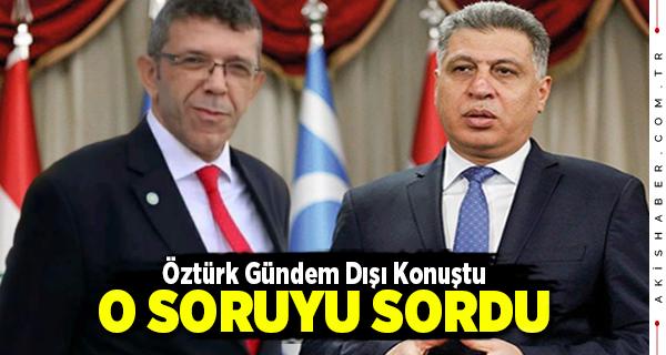 Türkmen Lider Erşat Salihi Neden İstifa Ettirildi?