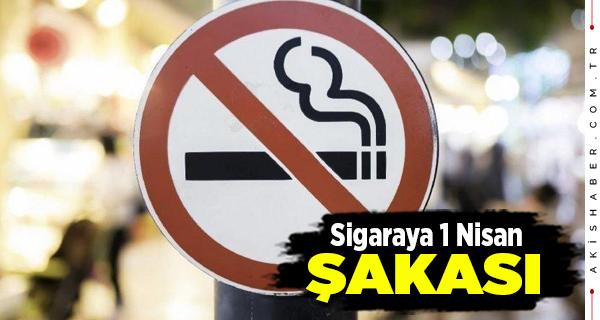 1 Nisan'da Hangi Sigaralara Zam Gelecek?