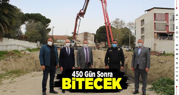 Sarayköy'e 4 Milyon'a Yeni Emniyet Müdürlüğü Binasına
