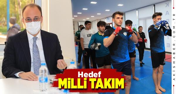 Pamukkale Belediyesporlu Sporcular Derece İstiyor