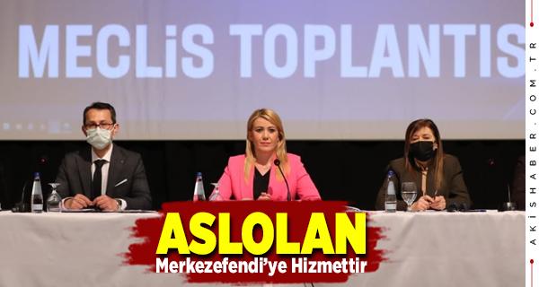Merkezefendi Belediyesi Faaliyet Raporu Onayladı