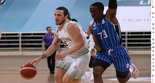 Merkezefendi Basket: 10'da 10