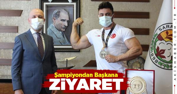 Türkiye Şampiyonu Hedeflerini Anlattı