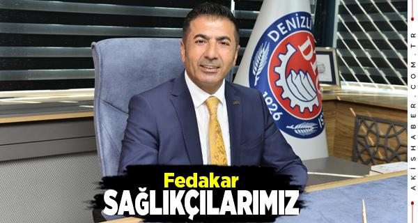 Başkan Erdoğan'da Sağlık Haftası Mesajı