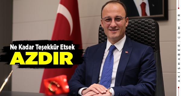 Başkan Örki'nin Polis Teşkilatının Kuruluşunun 176. Yıl Mesajı