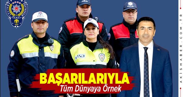 """""""Kahraman polis teşkilatımızın Polis Haftası'nı Kutluyorum"""""""