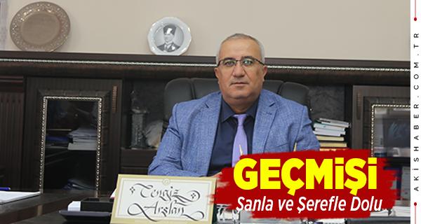 Türk Polis Teşkilatı Mensuplarının Gününü Kutluyorum
