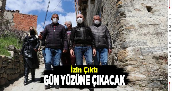Attouda Sarayköy'ü Parlatacak