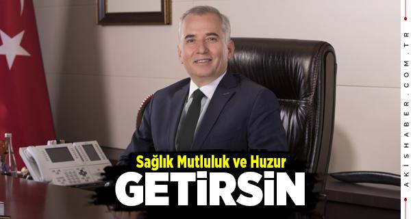 Başkan Zolan İslam Aleminin Ramazanını Kutladı
