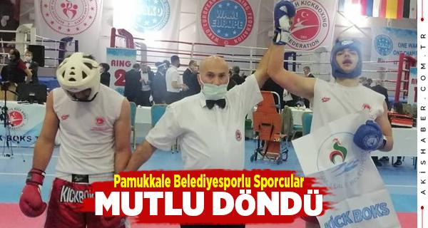 Antalya'dan Şampiyonlukla Döndü