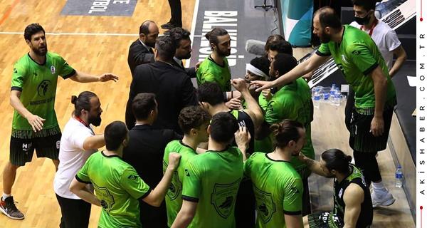 Merkezefendi Basket Zafer Serisine 1 Maç Daha Ekledi