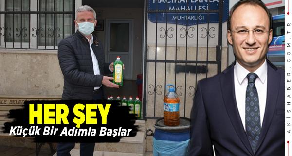 Pamukkale Belediyesi'nin Kampanyasına Yoğun İlgi