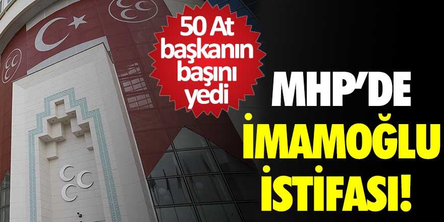 Dörtyol MHP Belediye Başkanı İstifa Etti