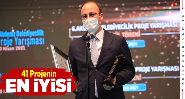 Pamukkale Belediyesi'nin Projesi Ödülle Döndü